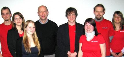 Rotaracter, Interacter und Dr. Detlev Hoffmeister